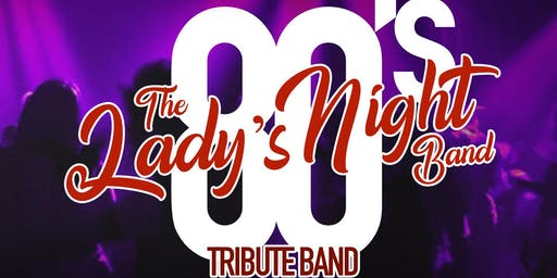 "Musication Live ""The Ladies Night Band"" 80's Tribute Band"