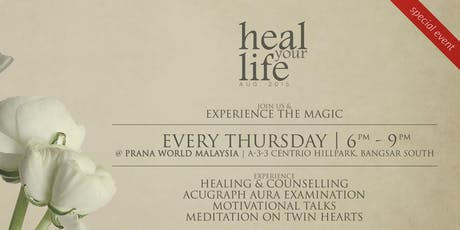 Heal Your Life | Healing, Meditation, Enlightenment tickets