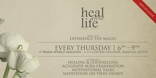 Heal Your Life | Healing, Meditation, Enlightenment