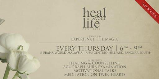 Heal Your Life | Healing, Meditation, Enlightenment