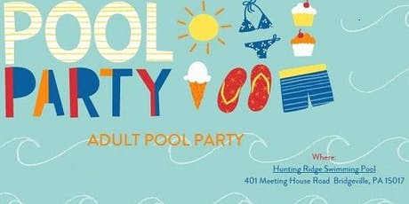 Adult Pool Party With Local Philly City Girls!!! tickets