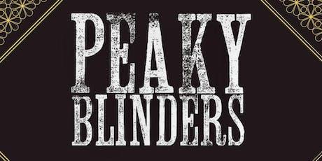 Peaky Blinders Evening Dinner tickets