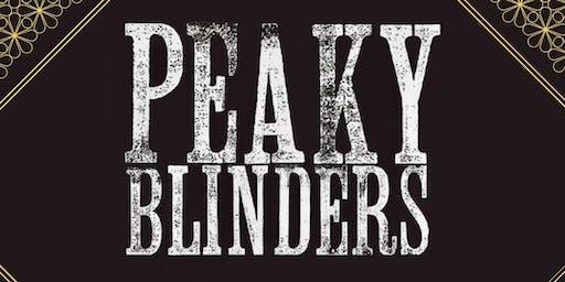 Peaky Blinders Evening Dinner