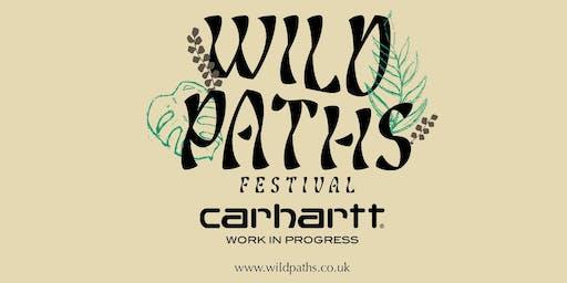 Wild Paths Festival - Sunday Pass (Open Banking Hall)