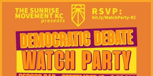 DEMOCRATIC DEBATE WATCH PART