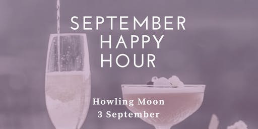 CBR Gals September Happy Hour