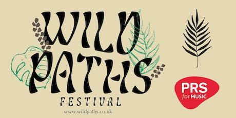 Wild Paths Festival - Friday Pass (Bermuda Bob's) tickets