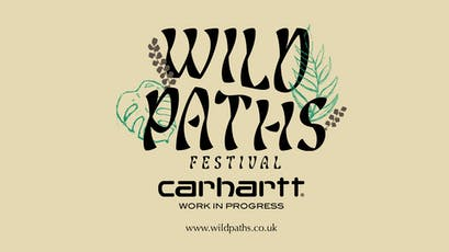 Wild Paths Festival - Sunday Pass (Open Club) tickets