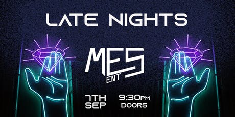 MES Late Nights: feat. Grizzy tickets
