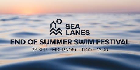End of Summer Swim Festival tickets