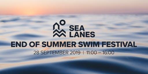 End of Summer Swim Festival