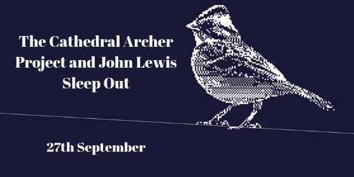 The Archer Project and John Lewis Sleep Out