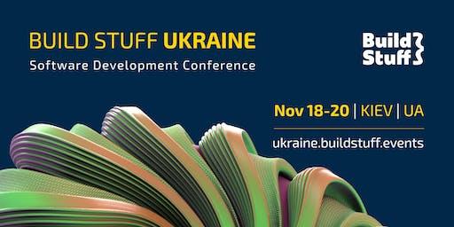 BUILD STUFF 2019 UKRAINE