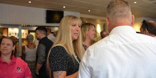 Hawks Business Club - networking event - September