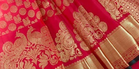 Preserving your Wedding Saree tickets