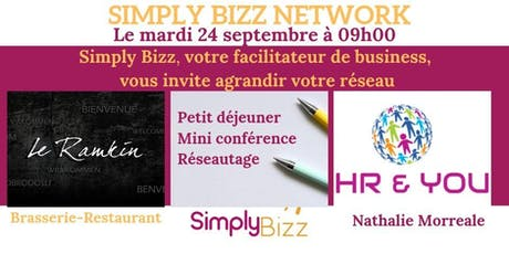 Simply Bizz Network 24 septembre billets