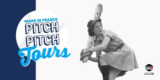 Pitch Pitch Made in France - Tours