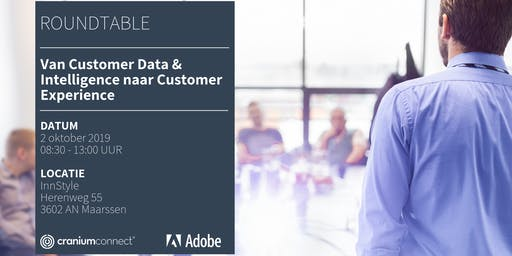 Van Customer Data & Intelligence naar Customer Experience