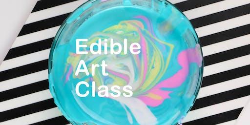 Edible Art Class