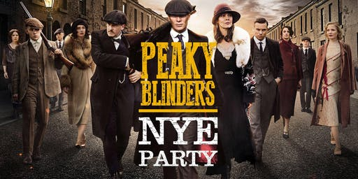 Peaky Blinders - NYE Party - Finsbay