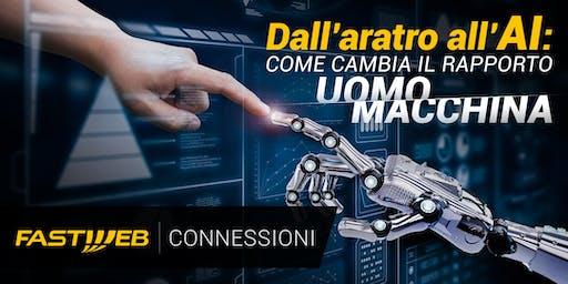 Dall'aratro all'AI: come cambia il rapporto uomo-macchina