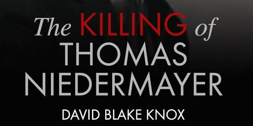 David Blake Knox Book Launch