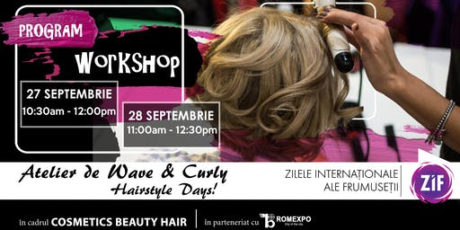 ATELIER Wave & Curly | Hairstyle Days | ZIF 2019