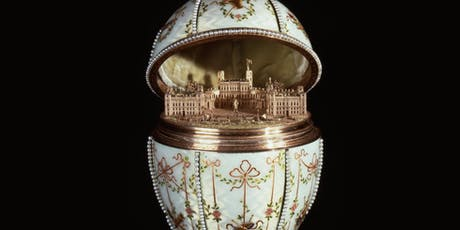 A talk on the history of Faberge with Russian art expert Sophie Law tickets