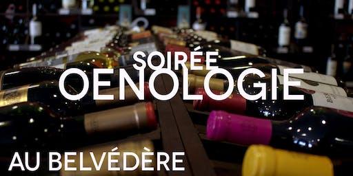 Soirée Oenologie / Le Belvédère