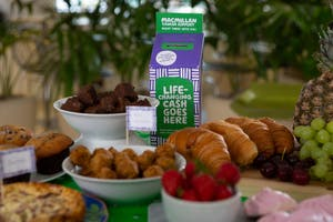 World's Biggest Coffee Morning at the Penventon Park Hotel
