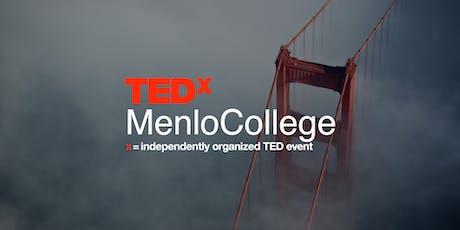 TEDxMenloCollege 2019 #thisisamerica tickets
