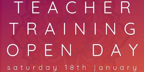 Yoga Teacher Training Open Day tickets