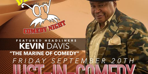 Friday Sept. 20th Just In Comedy Show