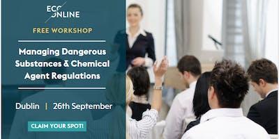 Free Workshop: Managing Dangerous Substances & Chemical Agent Regulations