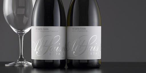 All Saints Wines | Wine Tasting