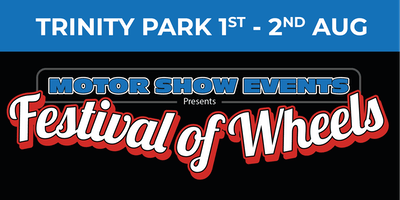 Festival of Wheels Day Tickets