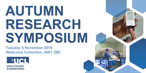 UCL IHE Autumn Research Symposium 2019