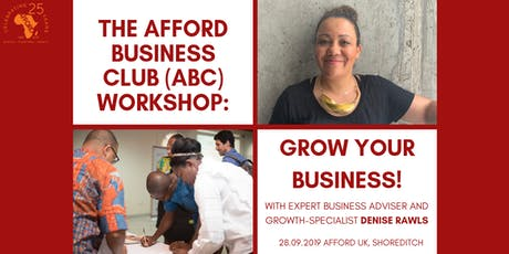 ABC Business Growth Workshop tickets