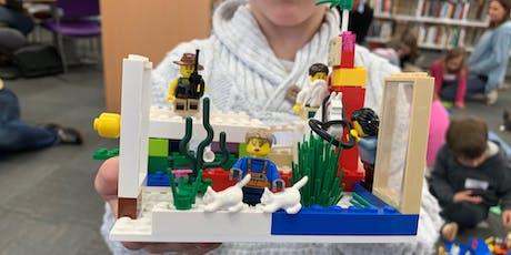 Busselton: Lego Club tickets
