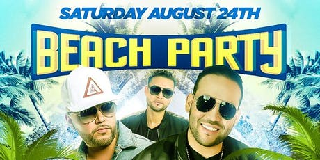 Beach Party At SL Lounge tickets