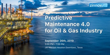 Predictive Maintenance 4.0 for Oil & Gas Industry tickets