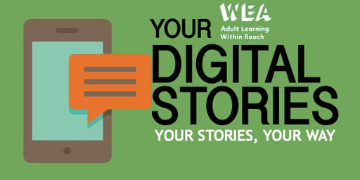 Your Digital Stories Project
