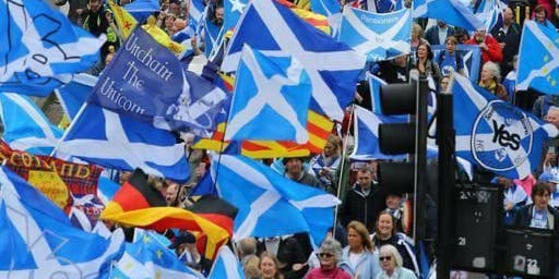 March for Independence 5 October 2019 - Bus Travel from Tweeddale to Edinburgh & return