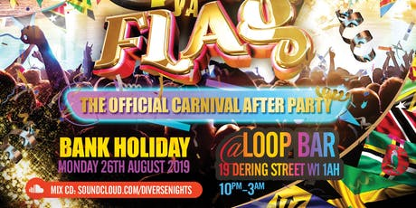 CARNIVAL MASSIVE meets REP YA FLAG tickets