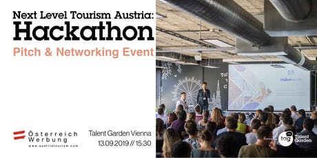 "Pitch Event: Hackathon ""Digitaler Tourismus"" tickets"