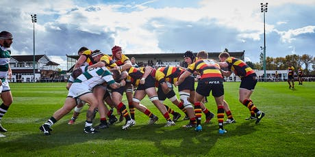 Richmond Rugby v Chinnor tickets