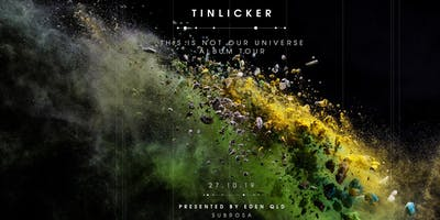 Eden Pres Tinlicker (Anjunabeats/Mau5trap)