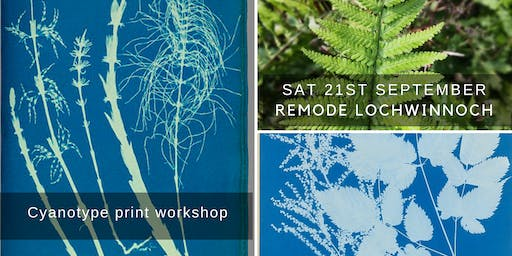 Cyanotype Print Workshop