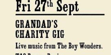 Grandad's Gig -  Boy Wonders tickets