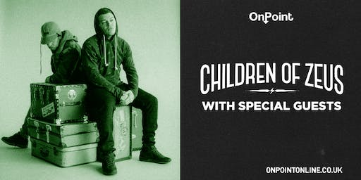 OnPoint Presents: Children of Zeus at Metronome, Nottingham